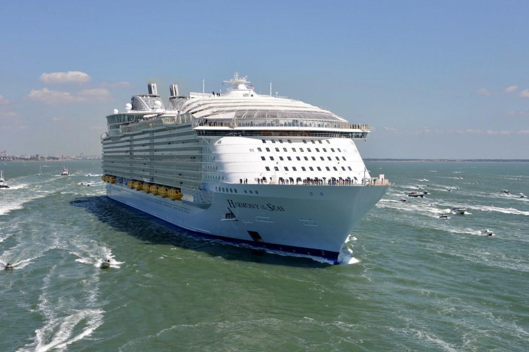 Harmony Class Ships Chantiers De L Atlantique